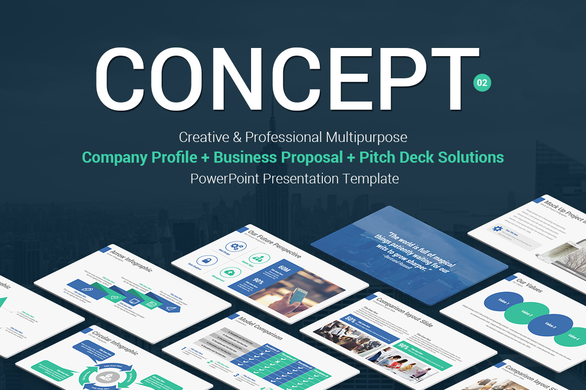Company Profile and Business Proposal Templates