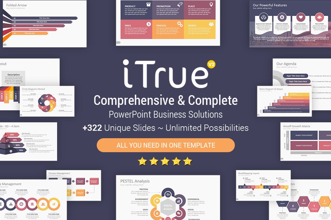 Premium Business PowerPoint Template