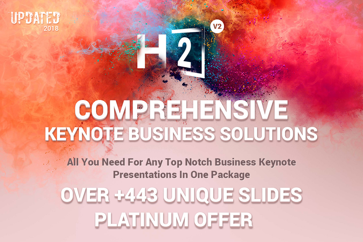 Comprehensive Business Solutions Keynote Template
